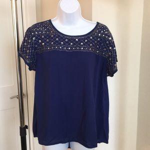 Gorgeous beaded blouse